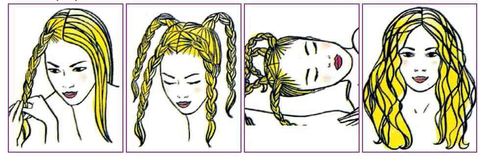 Причёски на выпускной на средние волосы: варианты красивых 31
