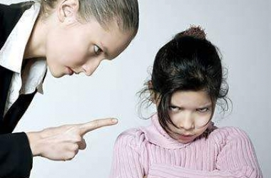 Как можно и как нельзя наказывать ребнка