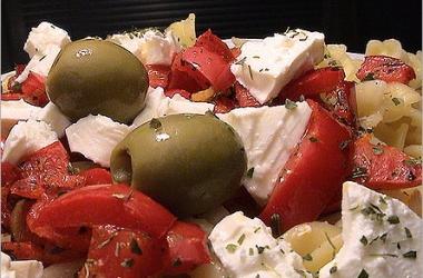 Средиземноморская диета признана самой здоровой