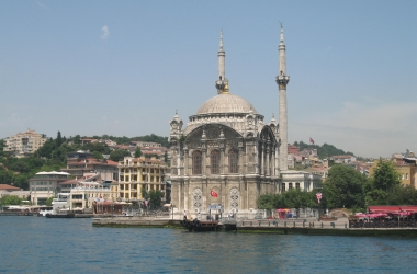 Стамбул: город тысячи мечетей (фото)