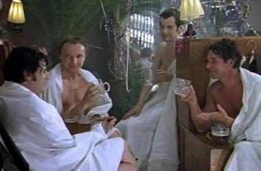 Что хорошего в русской бане?