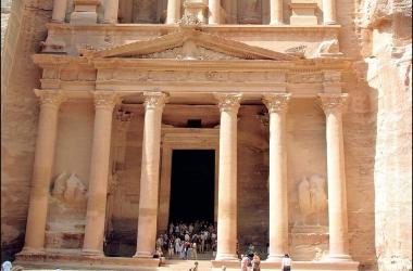 Иордания: путь на Небо