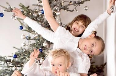 Детские короткие стихи про Новый год и Деда Мороза для самых маленьких