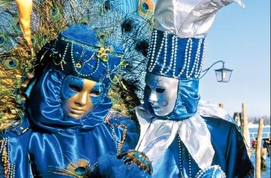 Зимние карнавалы: Бремен, Венеция, Верона, Рио-де-Жанейро