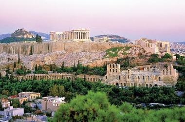 Греция: по местам эллинских героев
