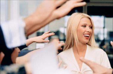 Сегодня - День блондинок!