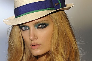 Модная шляпка на зиму-2013: федора (ФОТО)