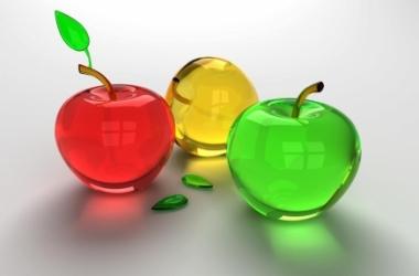 Приготовь полезные яблочные чипсы