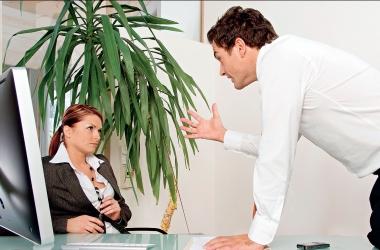 Как правильно спорить с шефом