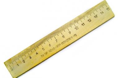 Полевые исследования размера мужского достоинства