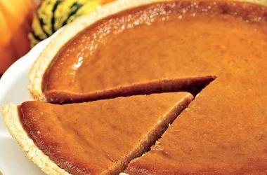 Тыквенный пирог по-американски: самый вкусный рецепт