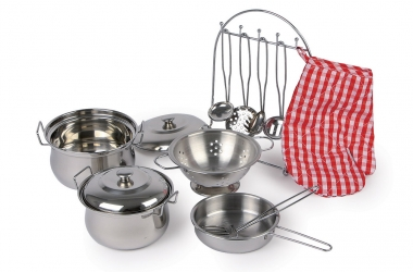 Какая посуда тебе необходима?