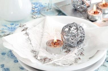 7 идей для новогодней сервировки (фото)