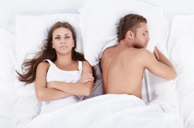 Невыспавшийся мужчина - сексуальный лунатик