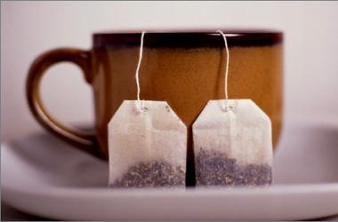 Чай в пакетиках разрушает кости