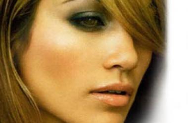 Дымчатый макияж глаз - тренд весны-2011
