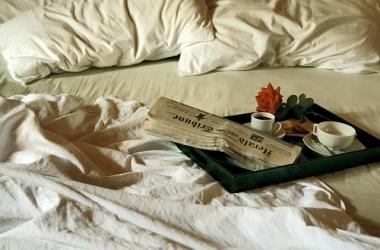 Утренний секс повышает иммунитет