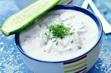 Самые вкусные холодные супы: гаспачо, чалоп и таратор
