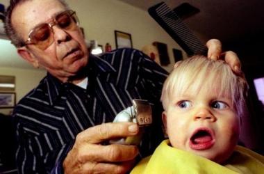 Первая стрижка ребенка: без стресса