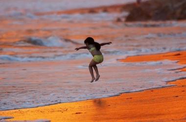 Чтобы ребенок не заболел на море