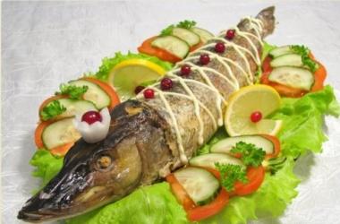 Готовим фаршированную рыбу по всем правилам (фото)