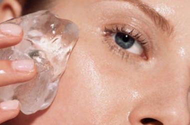 Лед для кожи: делаем криомассаж дома