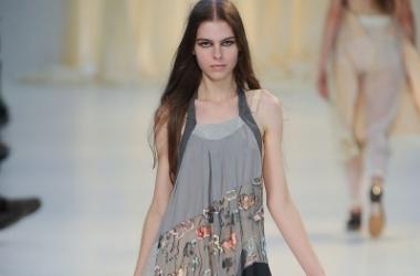 Самый модный фасон платья - туника