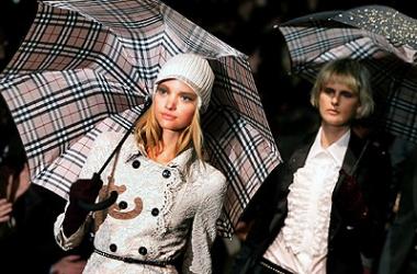 Лондон правит миром моды