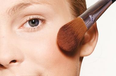 Красивая кожа лица – легкий естественный румянец
