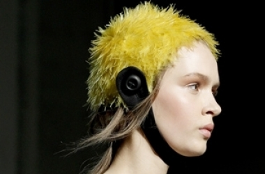 В моде - экстравагантные шляпки (фото)