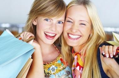 Подруга: испытание шопингом