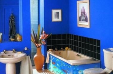 Интерьер ванной: подумай о безопасности!