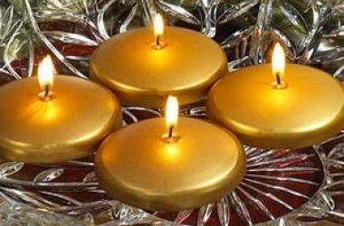 Создаем в доме уют: цвета свечей и их значение