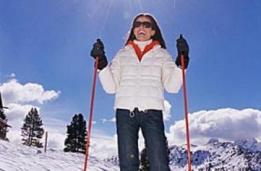 Как правильно выбрать снаряжение для катания на лыжах?