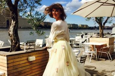 Любовь Толкалина в Барселоне: от чего не могла оторвать глаз актриса