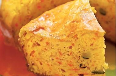 Блюда из кабачков: нежная запеканка