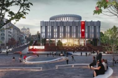 В центре Киева появятся кровавые клены и подземный мемориал