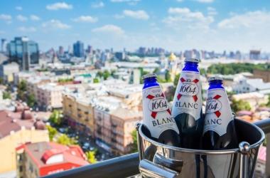 В Украине презентовали французский пивной бренд Kronenbourg 1664