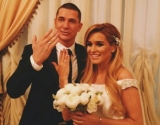 Ксения Бородина станцевала лезгинку на собственной свадьбе