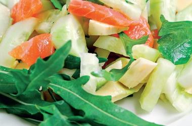 Руккола: топ-5 простых и вкусных блюд из модной зелени
