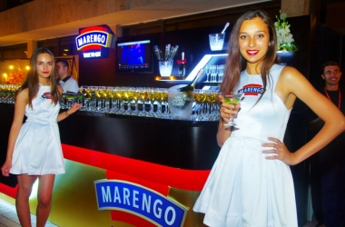Одесса, море, кино и шампанское