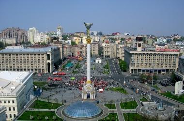 Какие развлечения на День Независимости планируют в Киеве