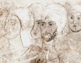 Прижизненный портрет  князя Владимира нашли в Софии Киевской