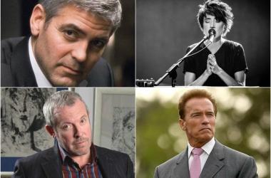 Шварценеггер, Макаревич, Клуни и Земфира: кто еще вошел в белый список звезд Минкульта Украины