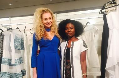 Дизайнер Анастасия Иванова показала американкам, как одеваются стильные украинки