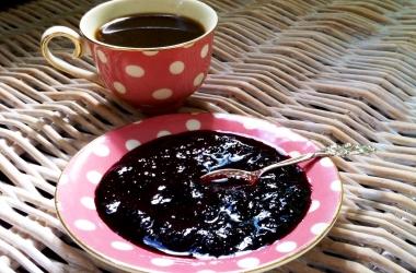 Вкуснейший черничный джем: варить не нужно - взбиваем блендером