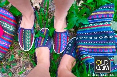 Обувь OLDCOM для активного образа жизни