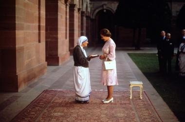 10 заповедей Матери Терезы