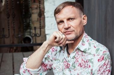Олег Скрипка скорбит по отцу