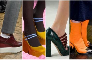 Модная обувь сезона осень-зима 2015-2016: что предлагают дизайнеры носить осенью и зимой (фото)